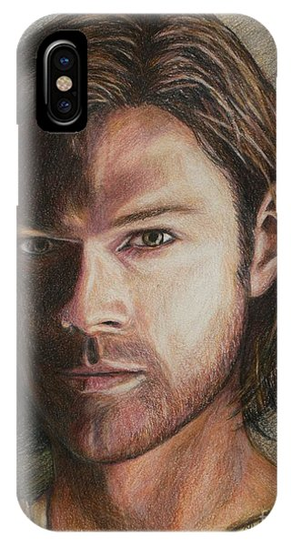 Sam Winchester IPhone Case