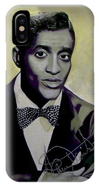 Sammy Davis Jr. IPhone Case