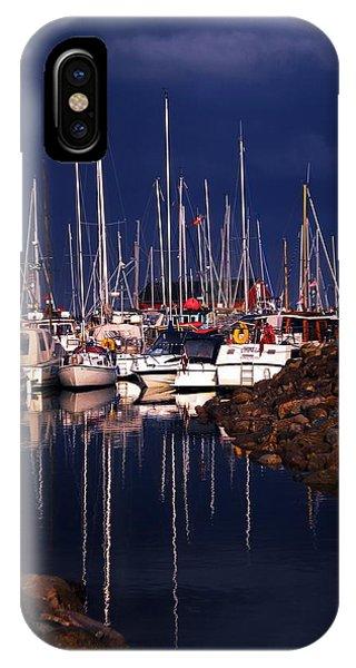 Samsoe Island Denmark IPhone Case