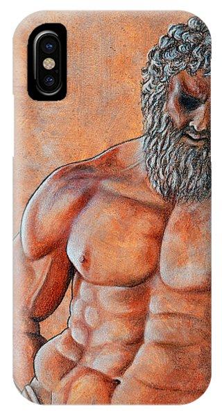Samson IPhone Case