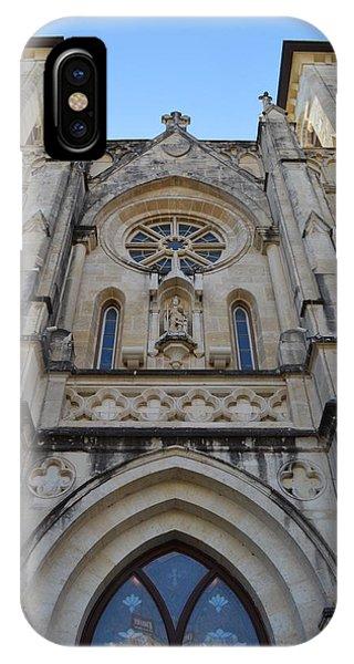 San Antonio Church 02 IPhone Case