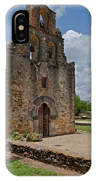 San Antonio Mission IPhone Case