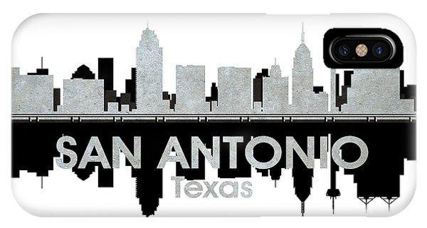 San Antonio Tx 4 IPhone Case