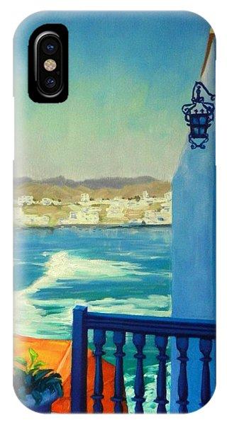 San Bartolo Bay,peru Impression IPhone Case