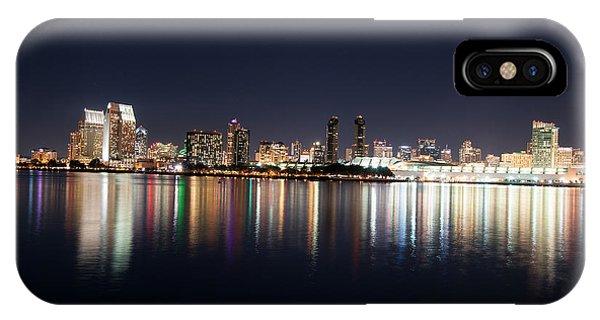 San Diego Ca IPhone Case