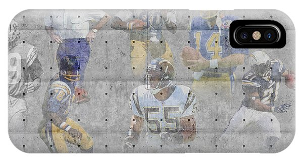 San Diego Chargers Legends IPhone Case