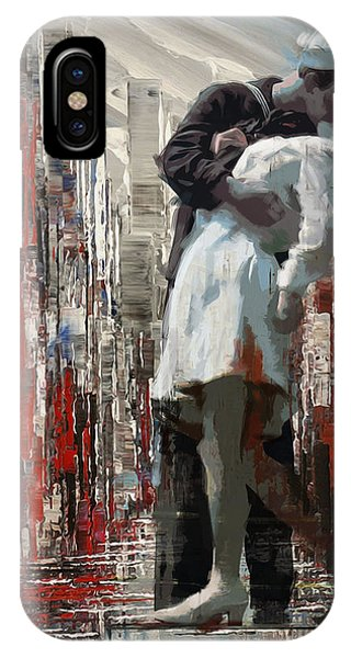Paris Metro iPhone Case - San Diego City Collage by Corporate Art Task Force