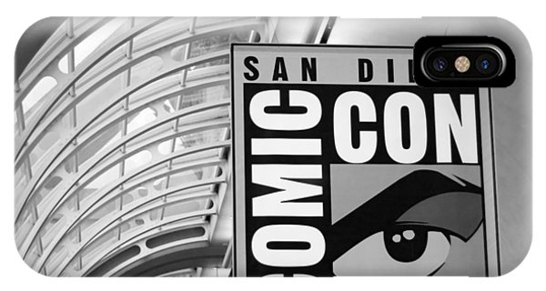 San Diego Comic Con IPhone Case