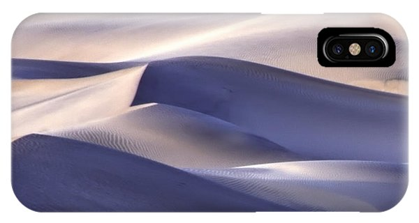 San Dunes Abstract IPhone Case