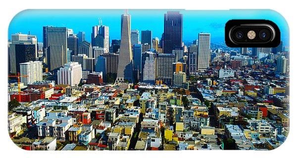 San Fran Colors IPhone Case
