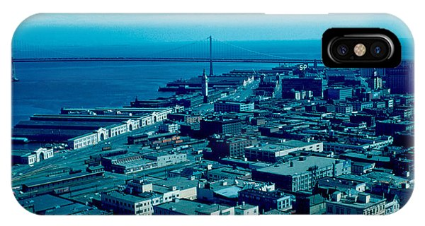 San Francisco 10 1955 Phone Case by Cumberland Warden