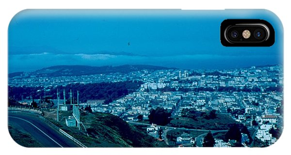 San Francisco 4 1955 Phone Case by Cumberland Warden