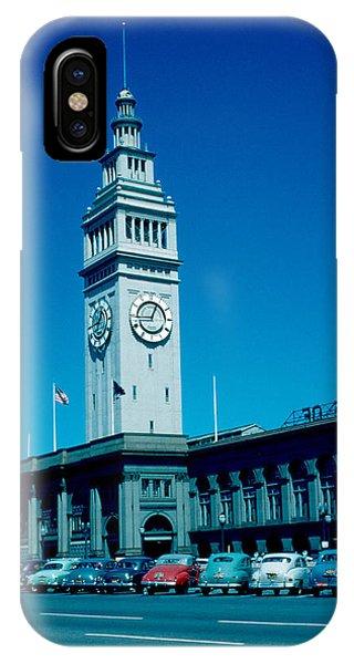San Francisco 5 1955 Phone Case by Cumberland Warden