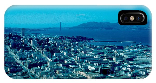 San Francisco 6 1955 Phone Case by Cumberland Warden