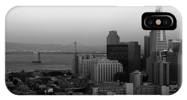 San Francisco IPhone Case