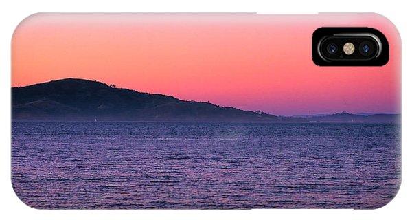 San Francisco Bay At Dusk 1 IPhone Case