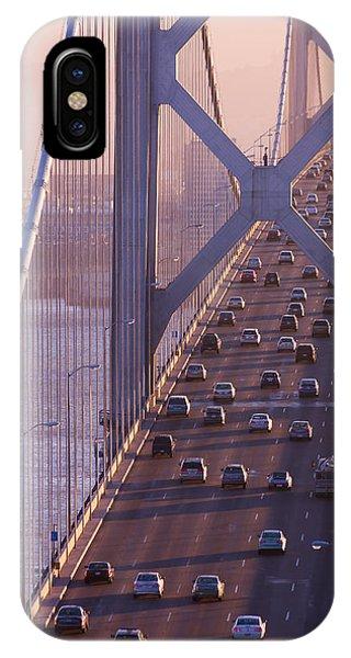 San Francisco Bay Bridge IPhone Case