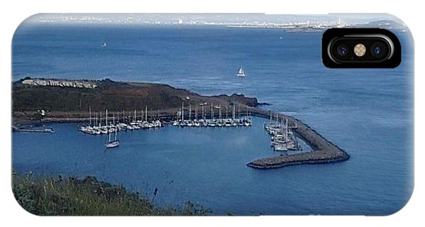 San Francisco Bay IPhone Case