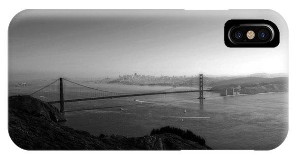 San Francisco Bw IPhone Case