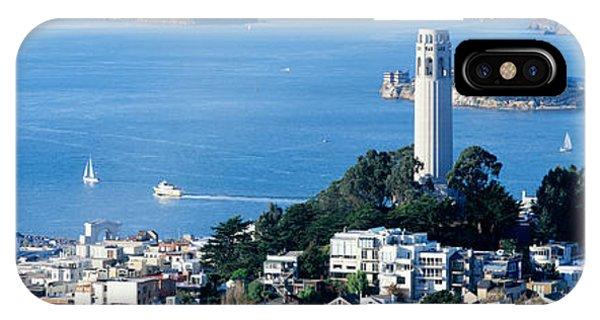 San Francisco Ca IPhone Case