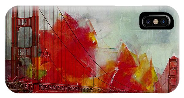 Paris Metro iPhone Case - San Francisco City Collage by Corporate Art Task Force
