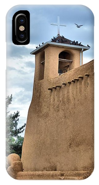 San Francisco De Asis Mission IPhone Case