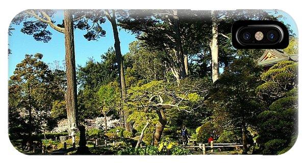 San Francisco Golden Gate Park Japanese Tea Garden 11 Phone Case by Robert Santuci