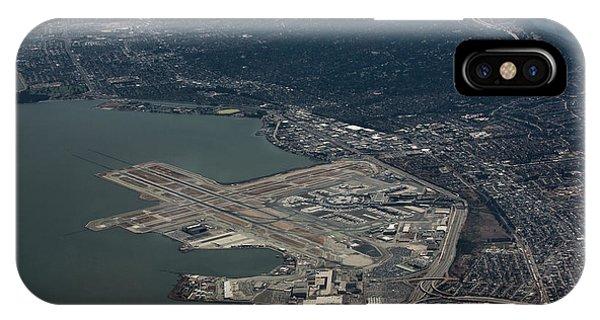 San Francisco International Airport IPhone Case