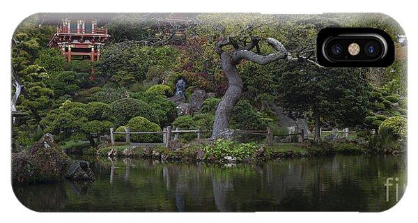 San Francisco Japanese Garden IPhone Case