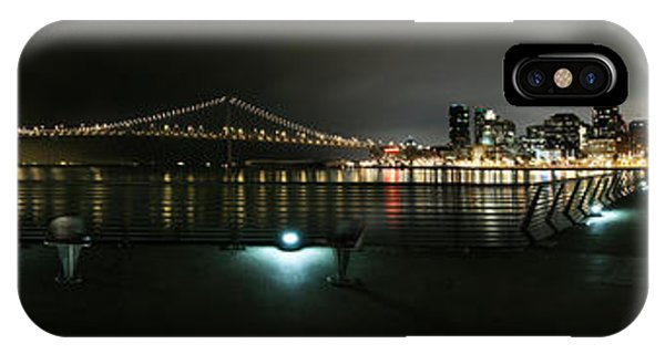 San Francisco Panorama IPhone Case