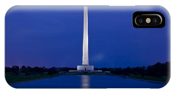 San Jacinto Monument IPhone Case