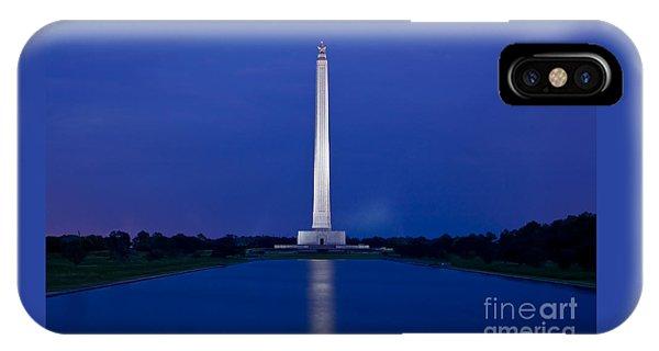 San Jacinto Monument IPhone Case