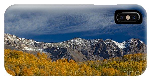 San Miguel iPhone Case - San Juan Mountains by Bridget Calip