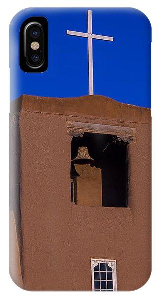 San Miguel iPhone Case - San Miguel Church by Garry Gay