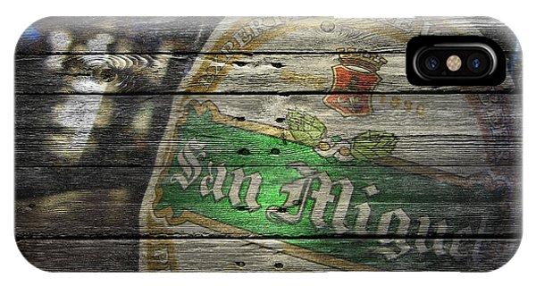 San Miguel iPhone Case - San Miguel by Joe Hamilton