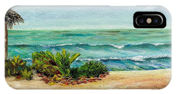 San Onofre Beach IPhone Case
