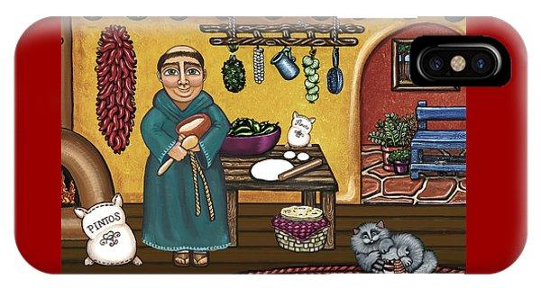 Mouse iPhone Case - San Pascuals Kitchen by Victoria De Almeida