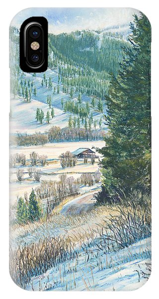 San Poil Valley  IPhone Case