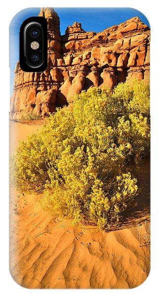 San Rafael Desert IPhone Case