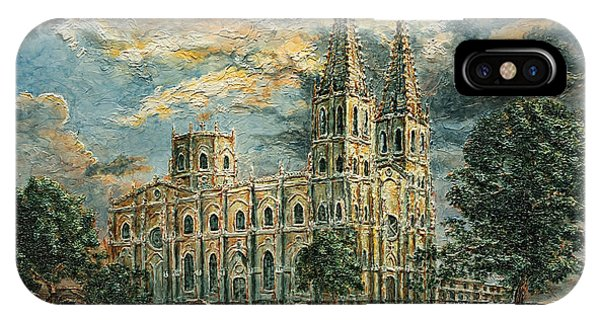 San Sebastian Church 1800s IPhone Case