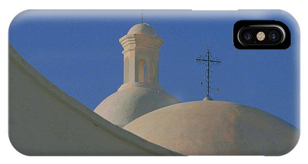 San Xavier Del Bac IPhone Case