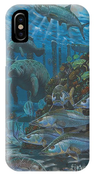 Sanctuary In0021 IPhone Case