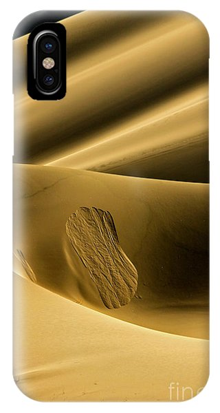 Sand Avalanche IPhone Case