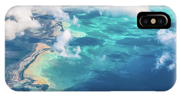 Bahamas iPhone Case - Sand Beach Meets Ocean by David D