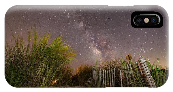Sand Dune Milky Way IPhone Case
