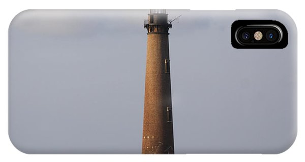 Sand Island Lighthouse - Once 40 Acres IPhone Case