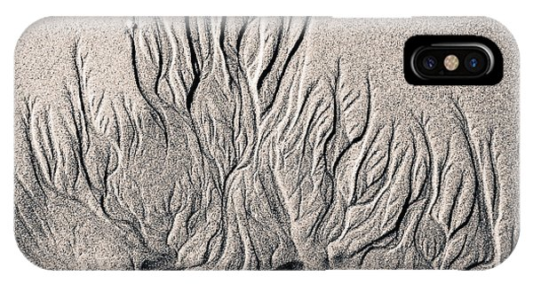 Sand Trails IPhone Case