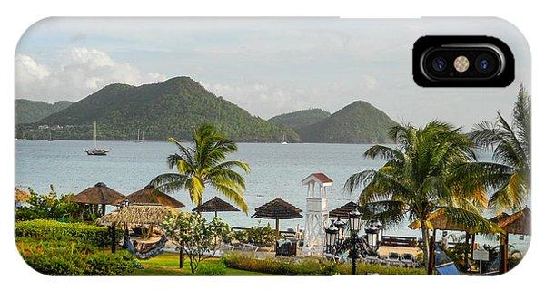 Sandals St. Lucia IPhone Case