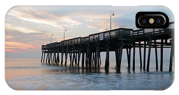 Sandbridge Pier IPhone Case