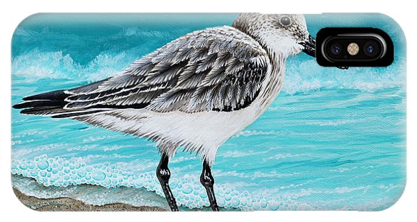 Sanderling IPhone Case
